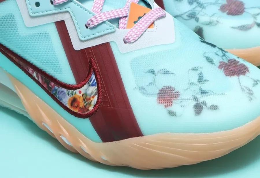 "Nike LeBron 18 Low ""Floral"""