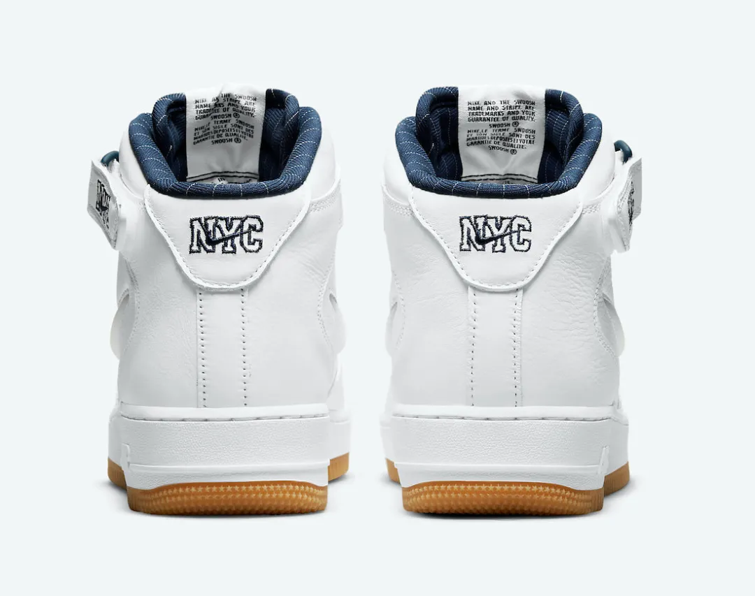 """Nike Air Force 1 Mid """"NYC"""